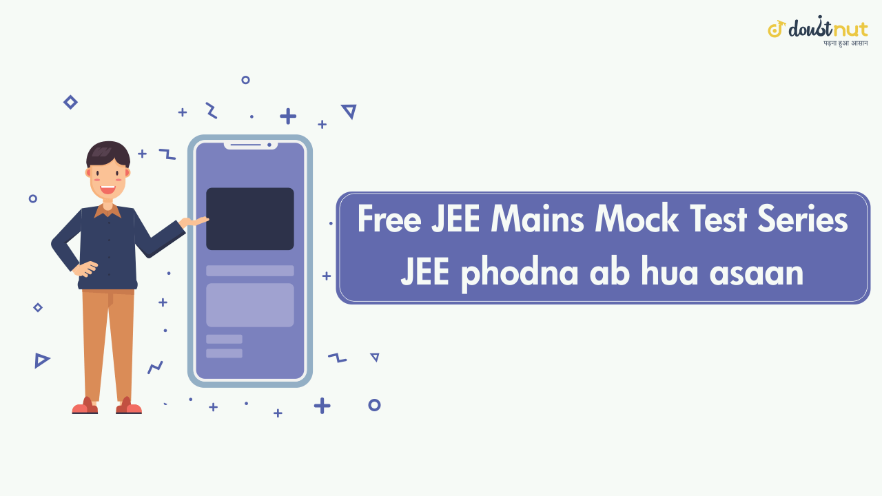 JEE Mains Mock Test 2019 April