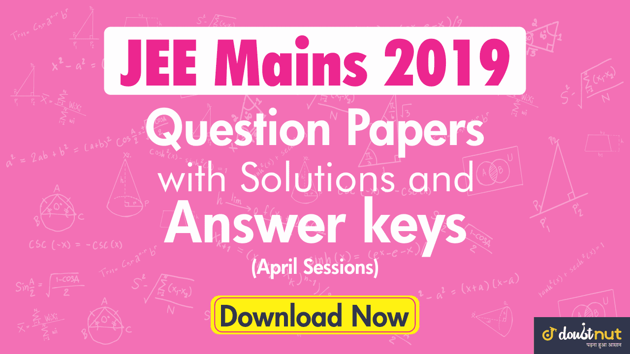 Mathematics Solutions For CBSE, ICSE, IIT JEE & CENGAGE Preparation