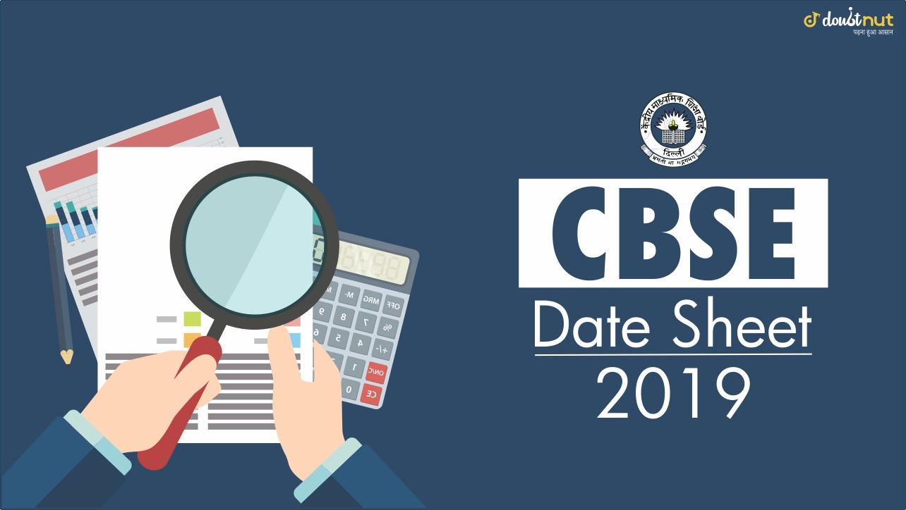 cbse date sheet banner