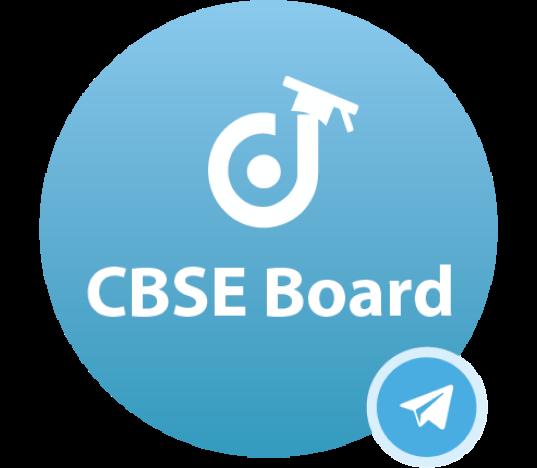 Telegram CBSE Board