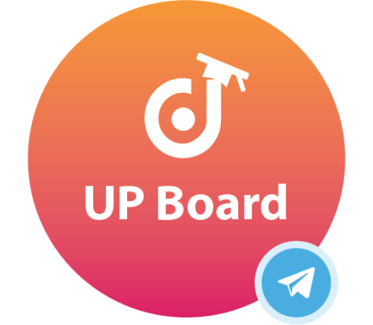 Telegram UP Board
