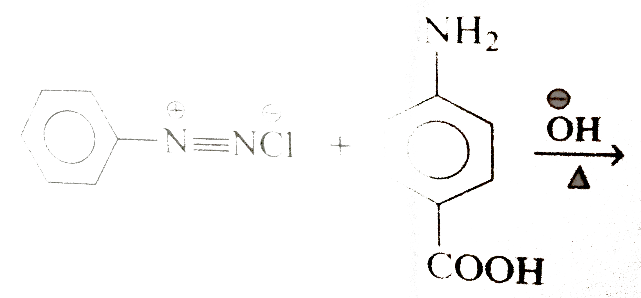 When an primary aromatic amine is treated with NaNO_(2)+HCI at 0