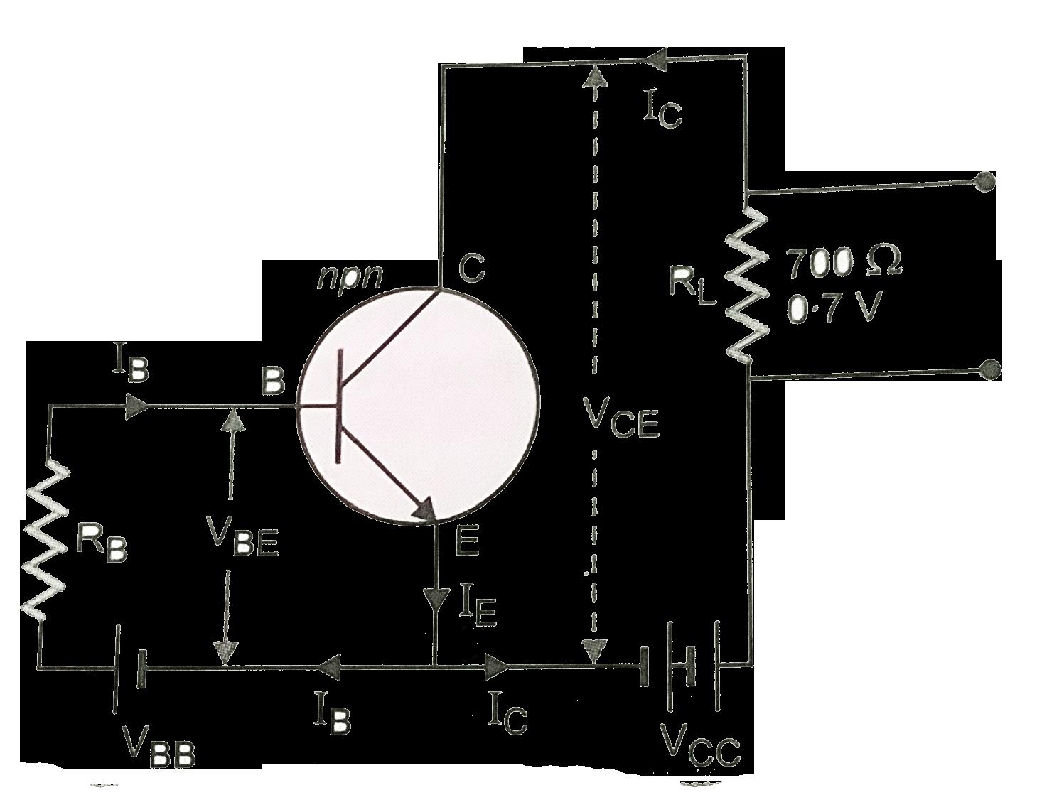Basic Common Emitter Amplifier Circuit