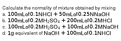 Calculate the mass of naoh needed to prepare 100  ml of 0 15
