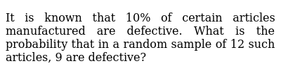 NCERT Class 12 PROBABILITY | Exercise 05 | Question No. 13