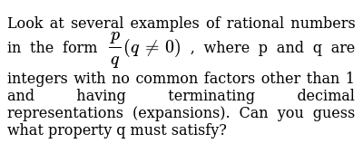 NCERT Class 9 NUMBER SYSTEMS | Exercise 03 | Question No. 06