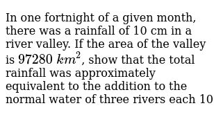 NCERT Class 10 SURFACE AREAS AND VOLUMES | Exercise 05 | Question No. 04