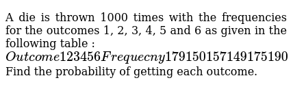 NCERT Class 9 PROBABILITY | Solved Examples | Question No. 03