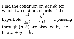 CENGAGE SOLUTIONS Class 11 HYPERBOLA