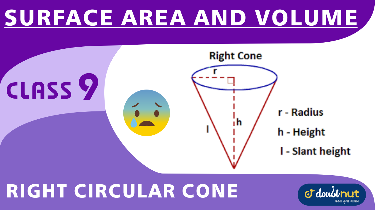 What is Right Circular Cone?